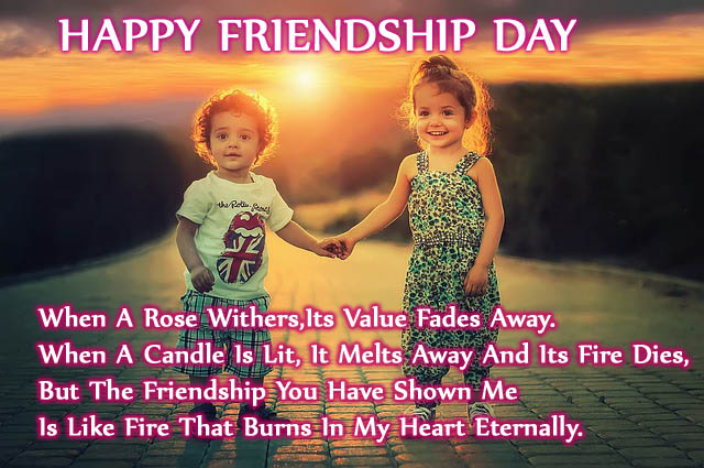 Best Friendship Day Advance Msg