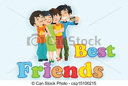 Friendship Day Clipart Pics