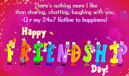 Top 100 Happy Friendship Day Quotes and Sayings, Friendship Day ...