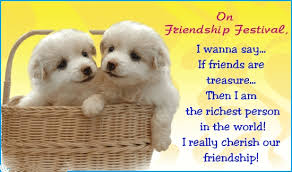 Friendship Day Messages 2017