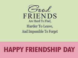 Friendship Day Love Quotes For Friends