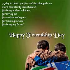 Friendship Day Messages Quotes