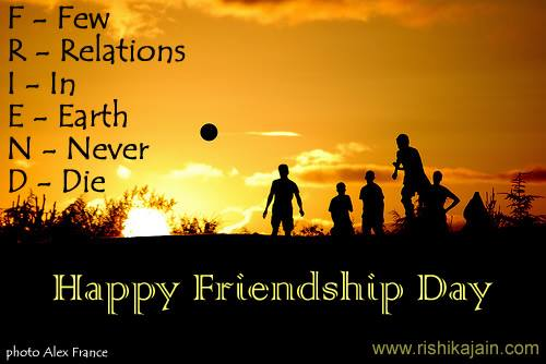 Friendship Day Pictures Wishes