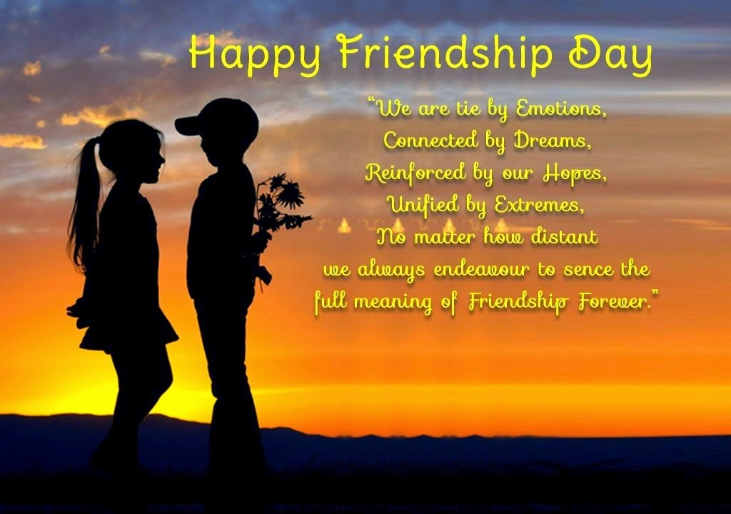 Friendship Day Wallpapers Quotes