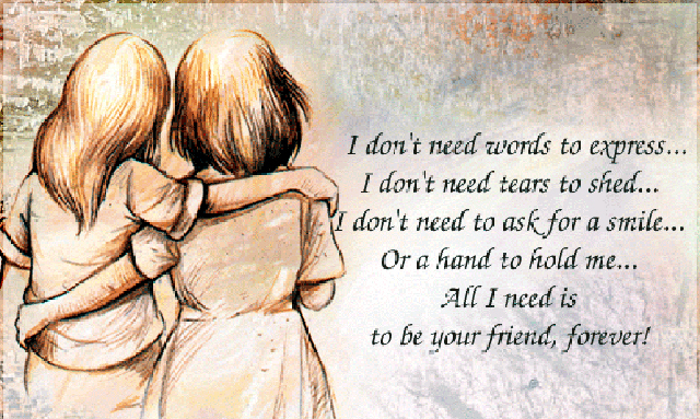 Friendship Day Wishes Images in English