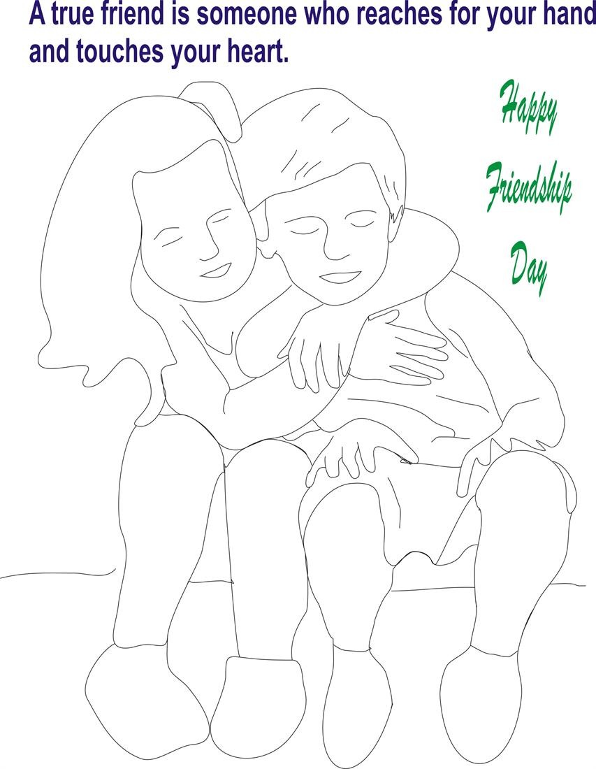 Happy Friendship Day Coloring Pages, Happy Friendship Day Coloring Pages Printable Download, Happy Friendship Day Coloring Pages for Girls, Friendship Day Coloring Pages for Boys, Friendship Day Coloring Pages For Adults, Friendship day Coloring Pages For Kindergarten, Printable Friendship Day Coloring Pages, Free Printable Friendship Day Coloring Pages
