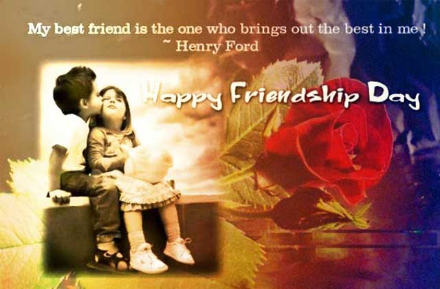 Friendship Day Quotes with Pics