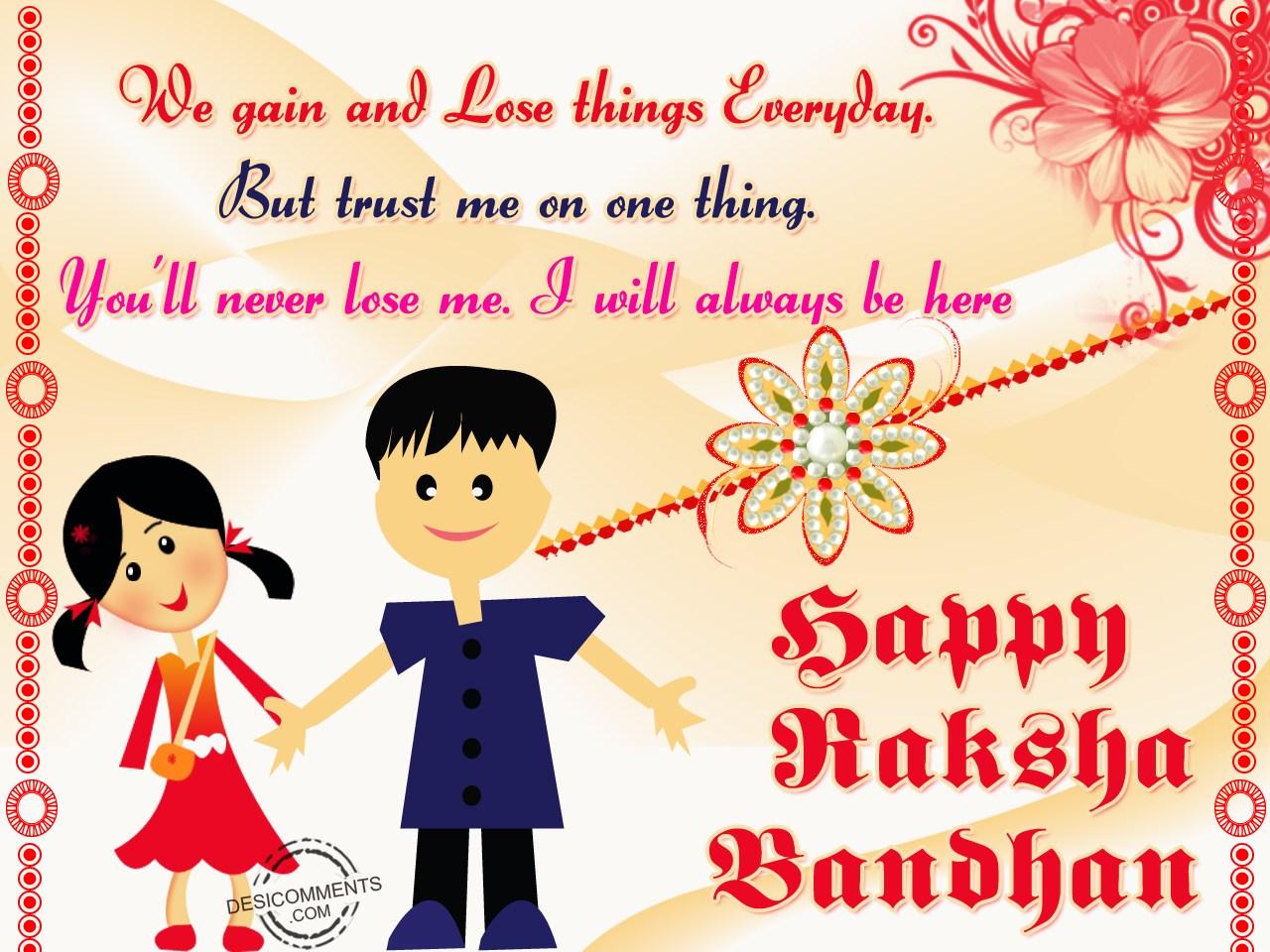Happy Raksha Bandhan Picture