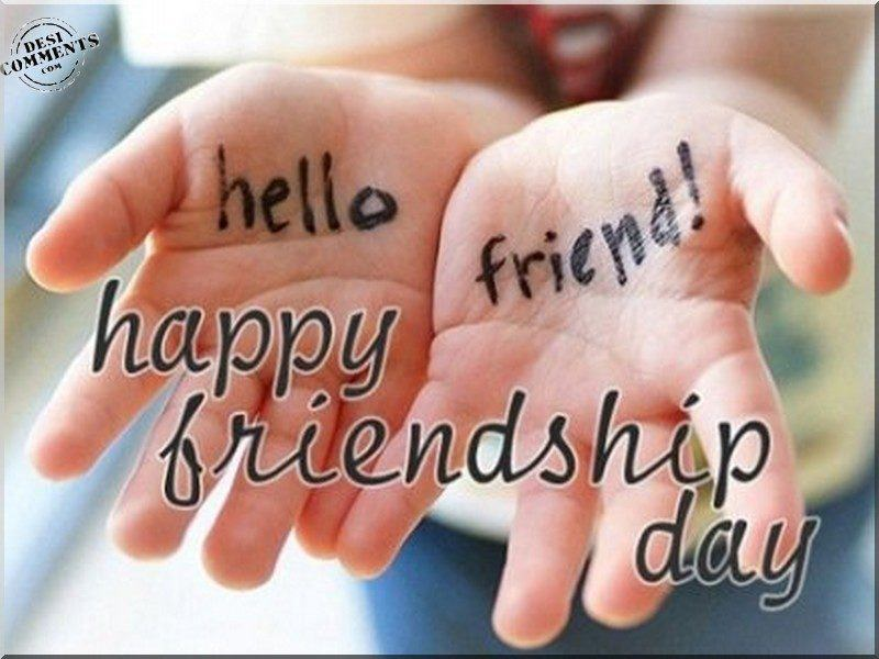 Photo of Friendship Day