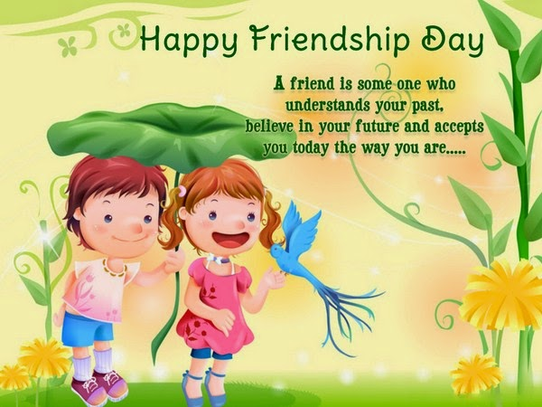 Top 10 Happy Friendship Day Quotes