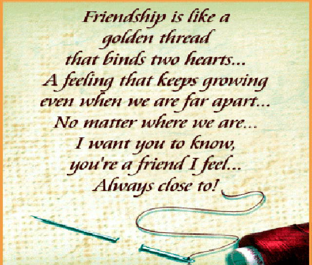 World Friendship Day quotes