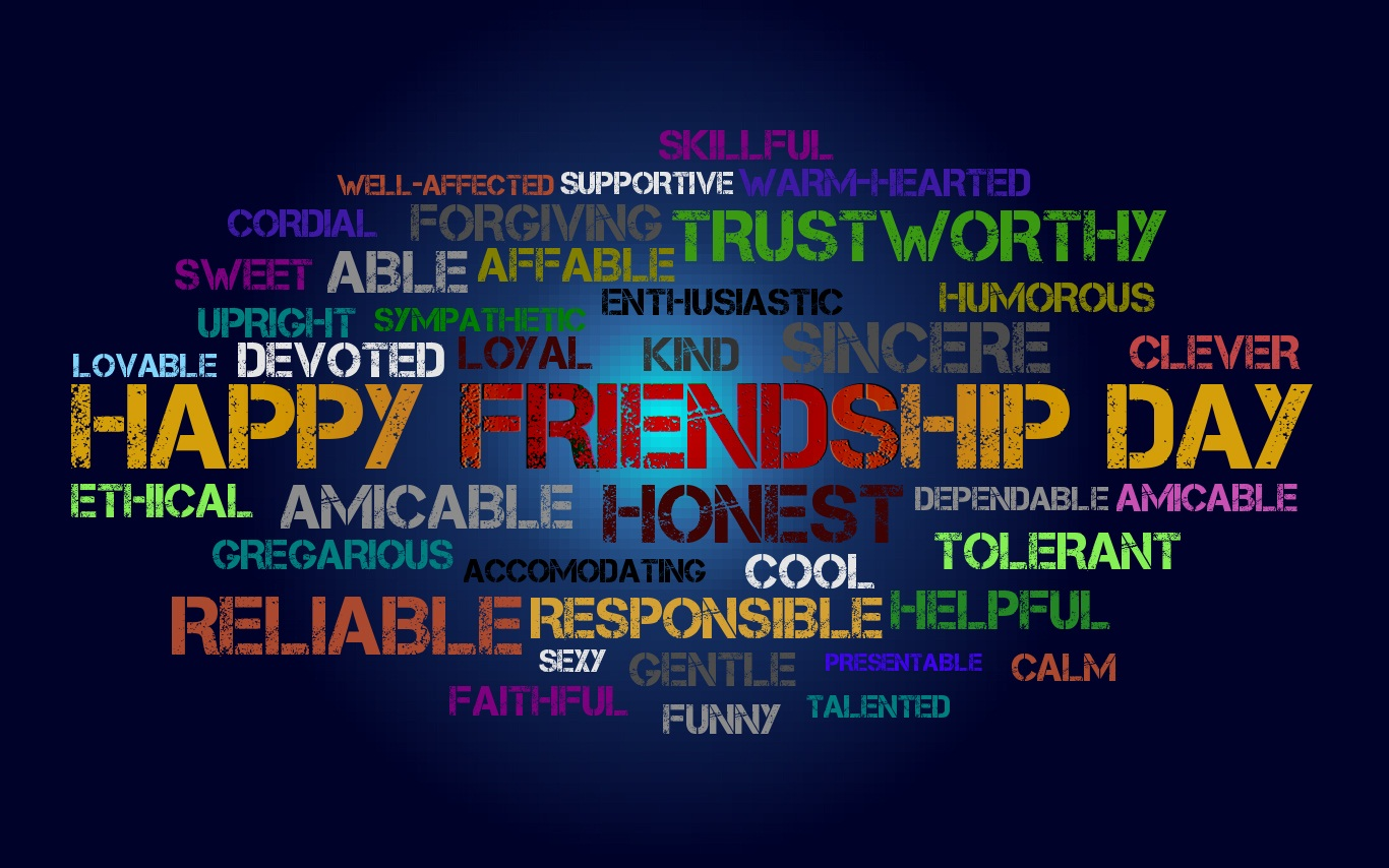 happy friendship day images with quote
