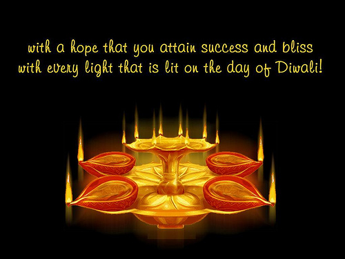 Diwali Messages Wishes in English