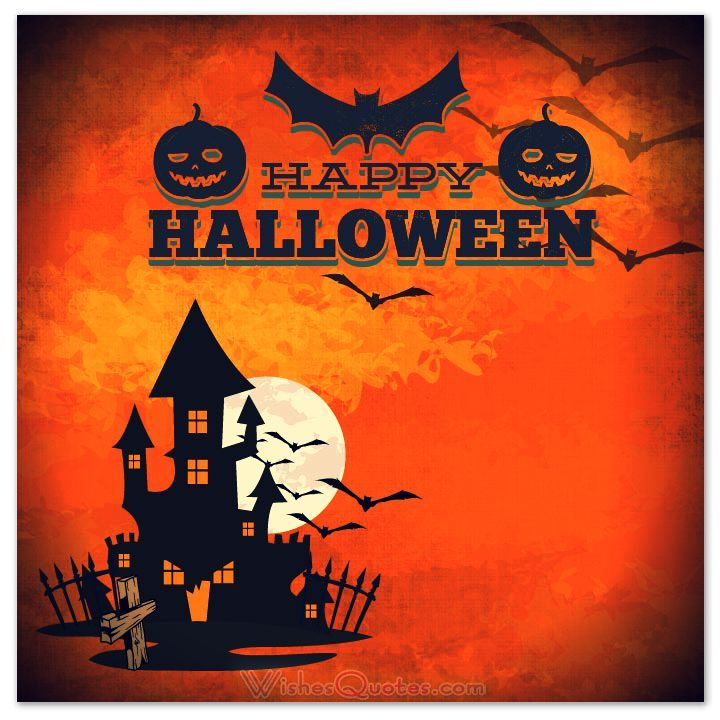Halloween whatsapp status