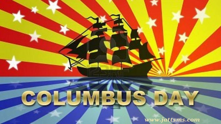 Happy Columbus Day HD Wallpapers