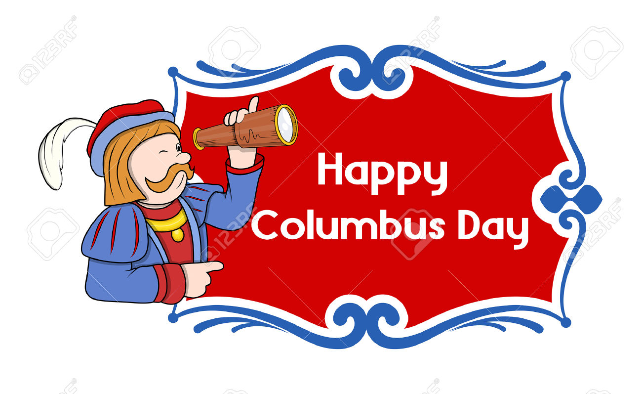 Happy Columbus Day Pics