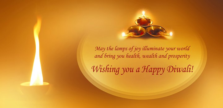 Happy Deepawali Wishes in English