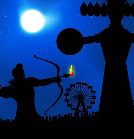 Happy Dussehra HD Pictures