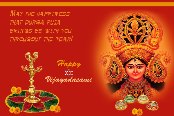 Happy Dussehra Wishes in english