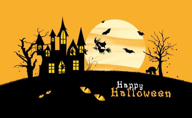 Happy Halloween WhatsApp Profile Pics