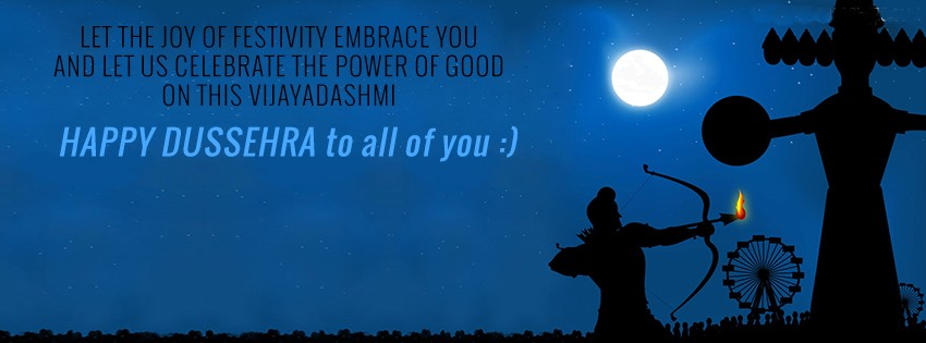 dussehra images for facebook