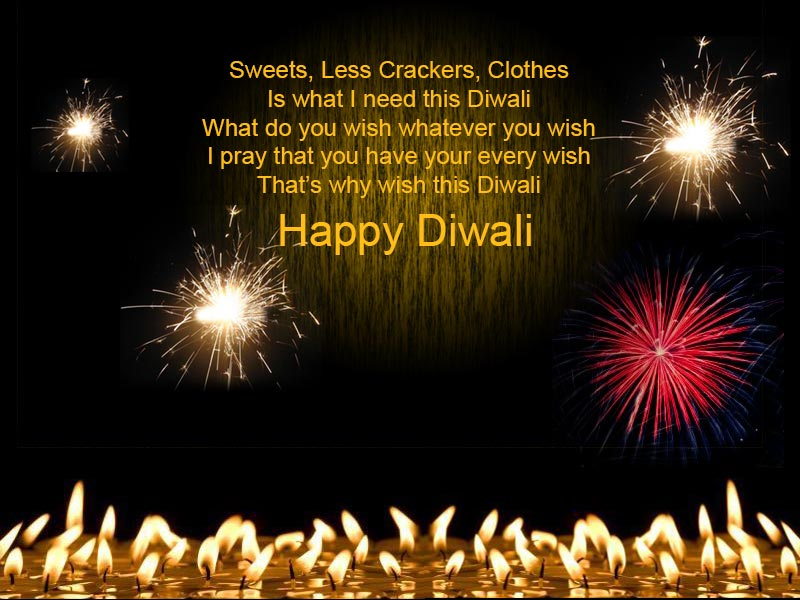 Happy Diwali Text Messages