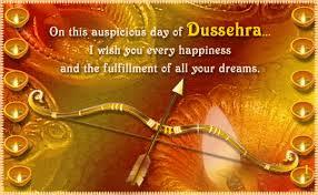 happy dussehra messages
