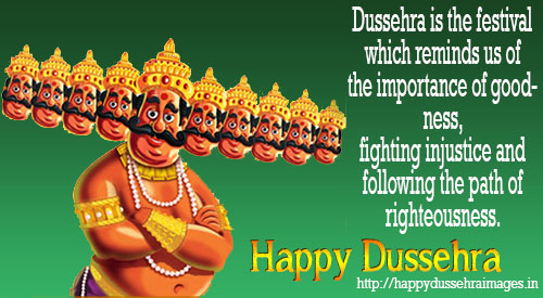 happy vijayadashami messages