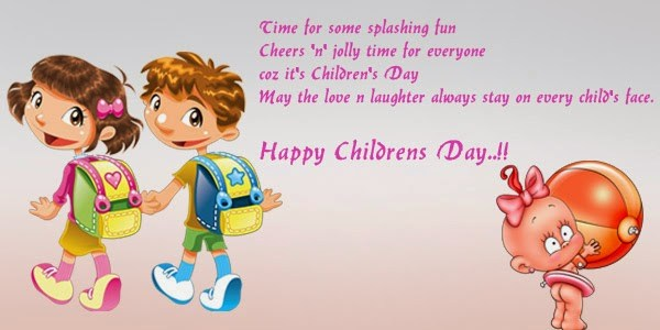 Happy Childrens Day Messages