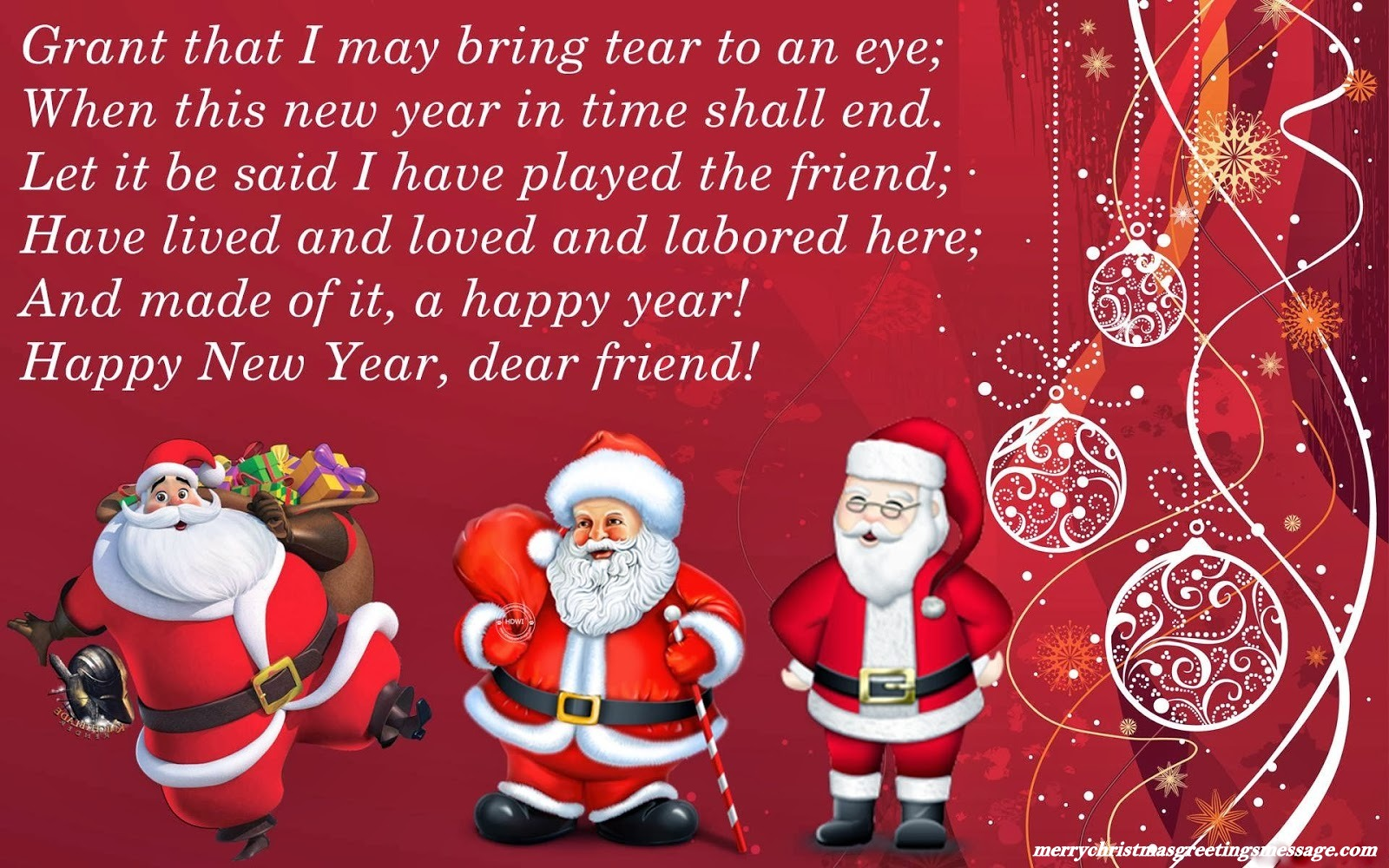 Merry christmas wishes messages quotes for friends family everyone merry christmas messages m4hsunfo