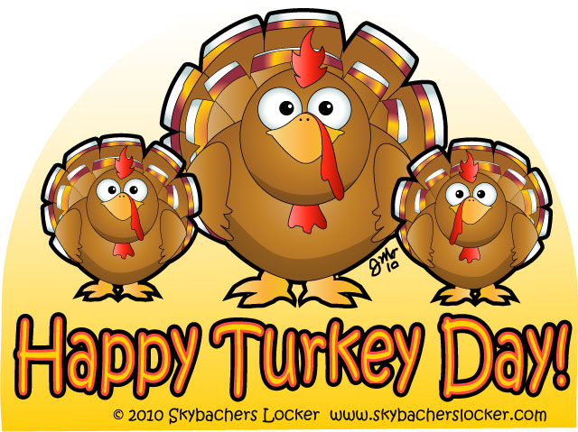 Turkey Day Images – Skybacherslocker.com