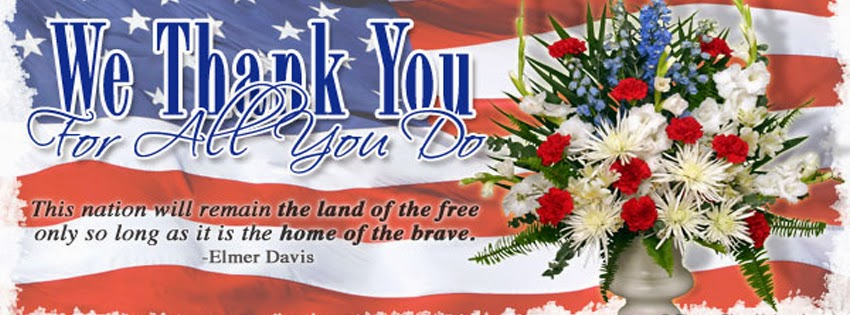 Veterans Day Facebook Cover Photos