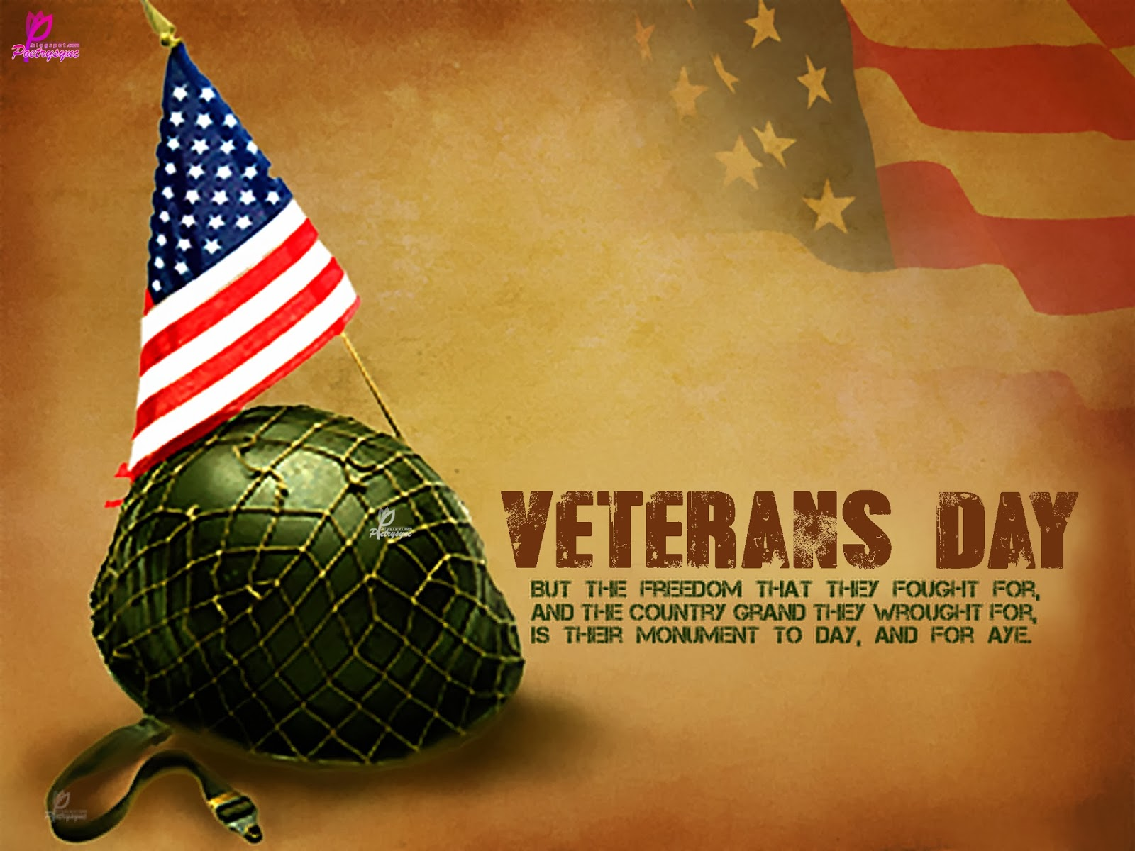 Veterans Day Thank You and Sayings