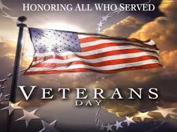 Wishes for Veterans Day