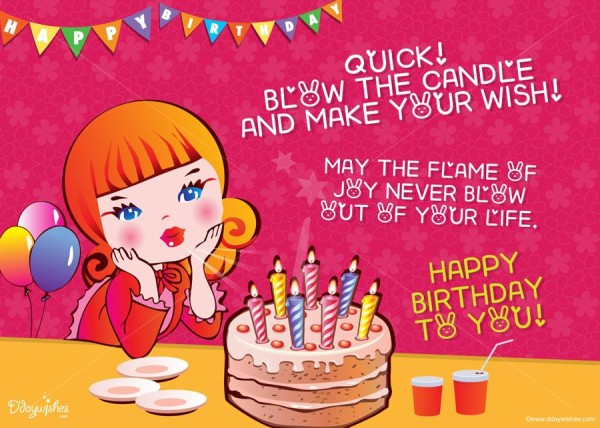 birthday quotes for friends girl