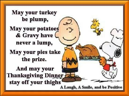 Cute Thanksgiving Sayings