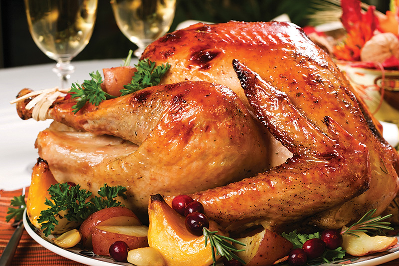 images of thanksgiving turkey