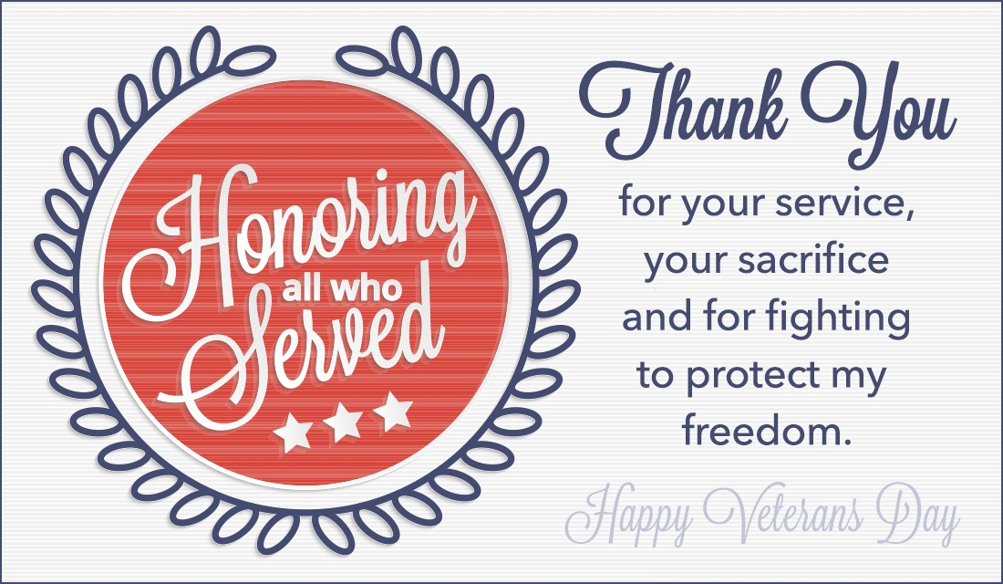 veterans day cards printable