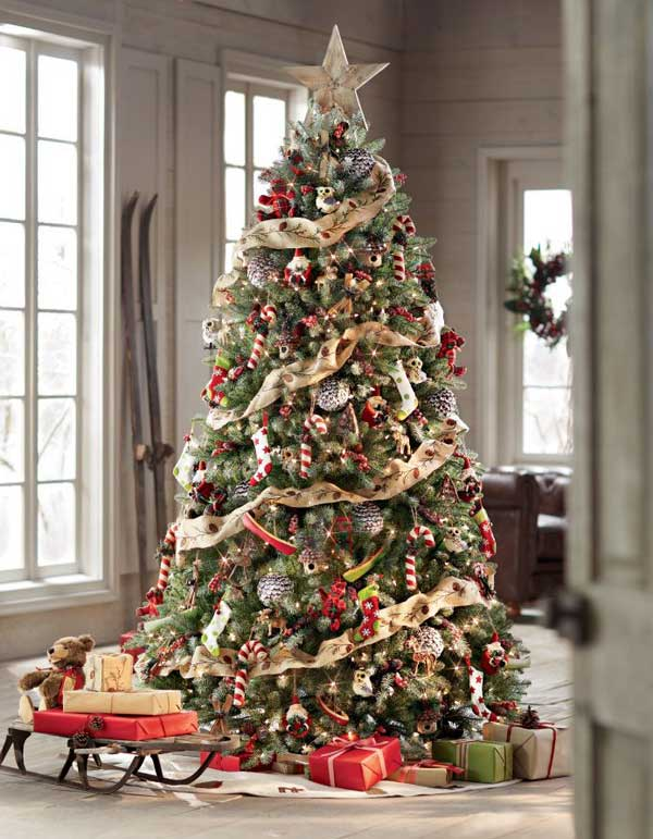 christmas tree decoration photos