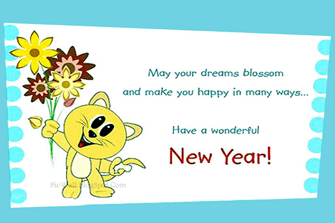 happy new year greetings quotes