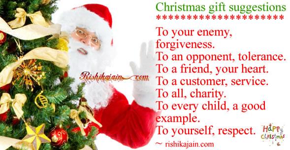 inspirational christmas messages