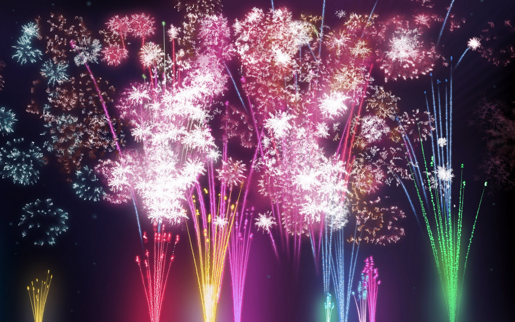 new year fireworks wallpapers