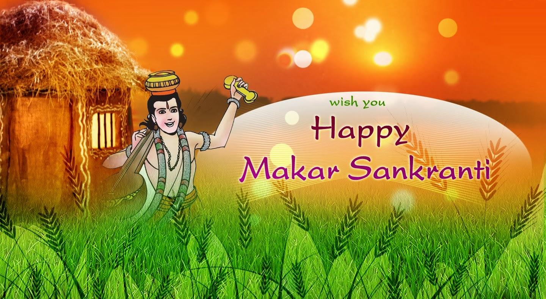 Happy Makar Sankranti Images 2017