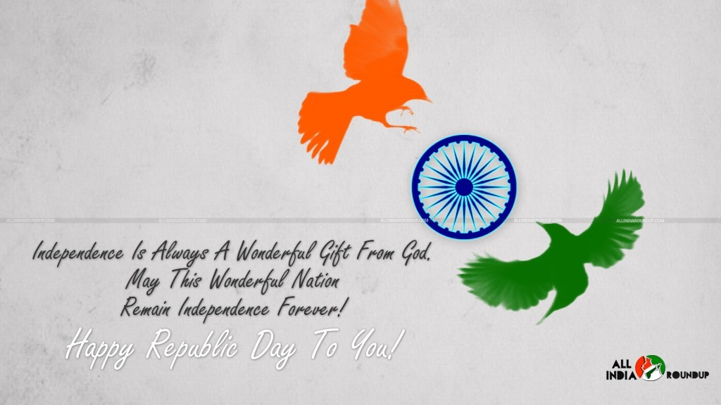 Happy Republic Day Status Wishes Quotes Messages in English