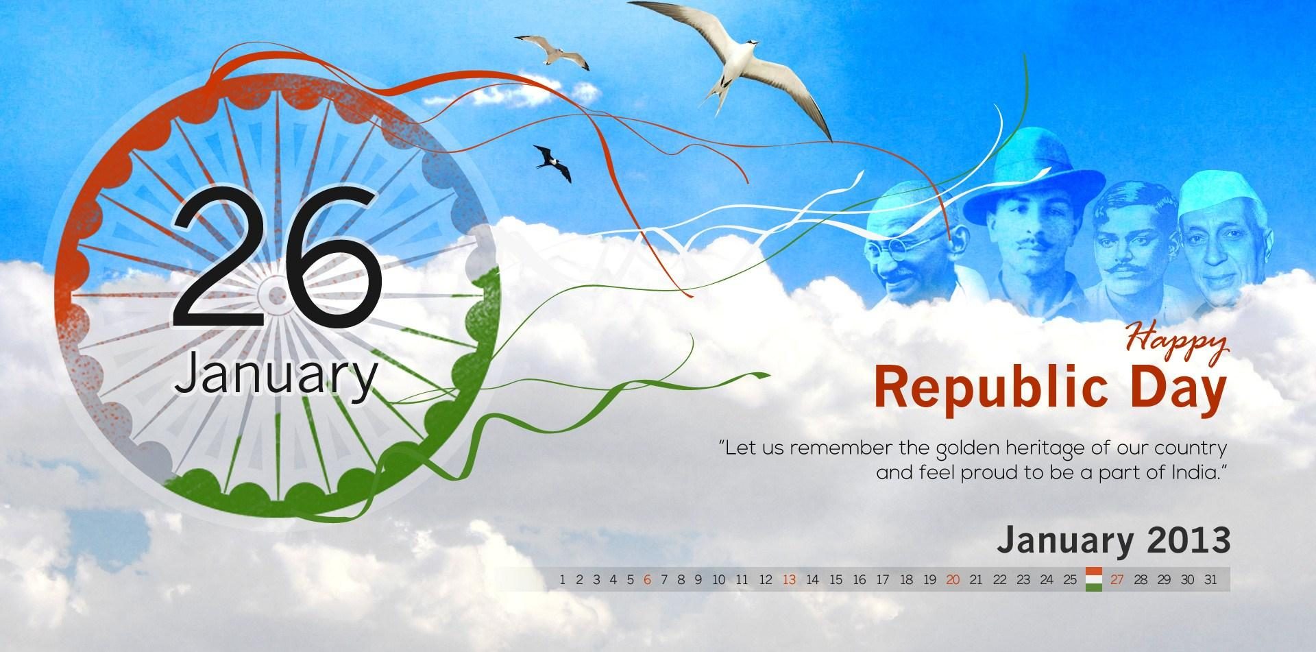 Republic Day Images For Desktop