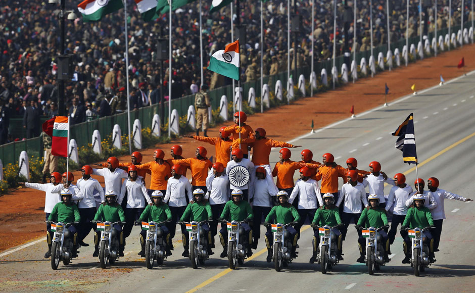 Republic Day Parade Photos