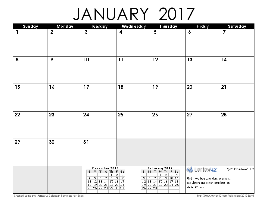 january 2017 calendar with holidays india