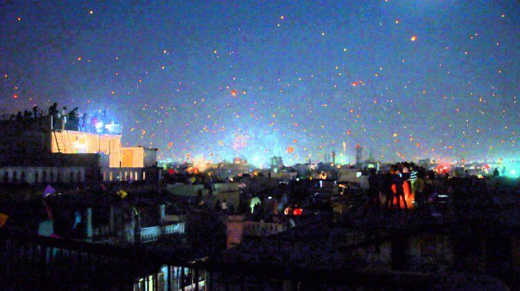 kite festival images