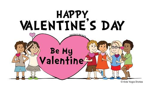 valentines day pictures for kids