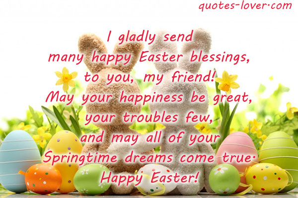EASTER QUOTES SAYINGS IMAGES